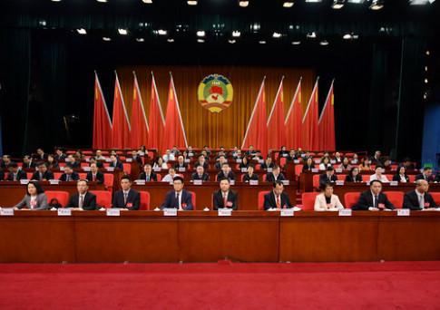 梧州市政协十二届五次会议举行第三次全体会议(选举)